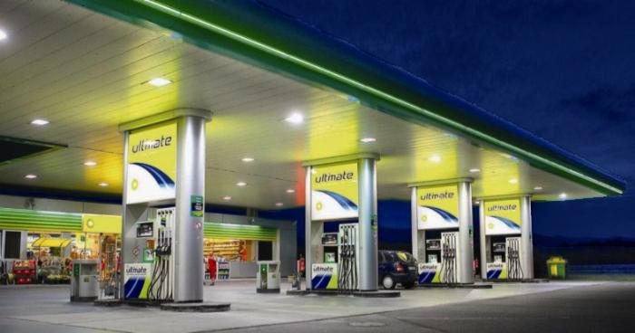Proyecto gasolinera BP