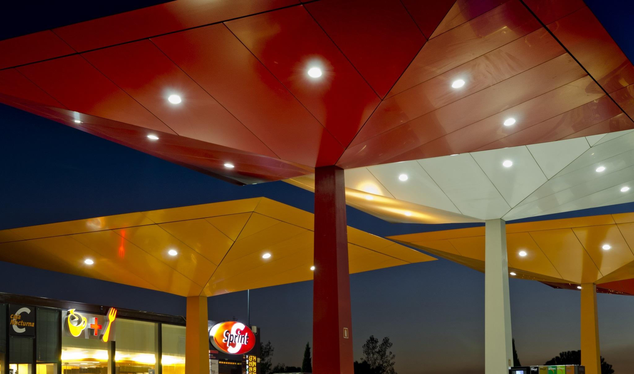Proyecto gasolinera Repsol